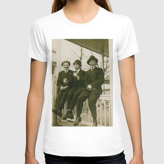 Harry, Herbert and Horace T-shirt