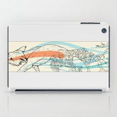 Bramble Fox iPad Case