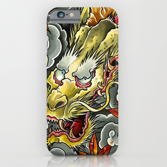 Japanese Dragon1 iPhone & iPod Case