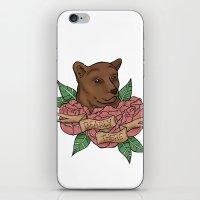 Bearly There iPhone & iPod Skin