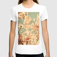 nature T-shirts featuring Pink by Olivia Joy StClaire