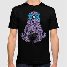 Bow Peep SMALL Mens Fitted Tee Black