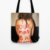 Your Mind Tote Bag