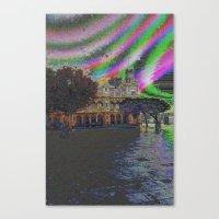 Impulse, Less A Beacon T… Canvas Print