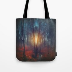 cRies and whiSpers Tote Bag