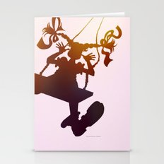 Summer Swing Fun Stationery Cards