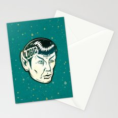 Logical Stationery Cards