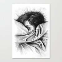 Perpetua Canvas Print