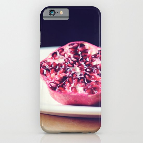 pomegranate iPhone & iPod Case