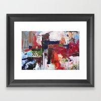 3026 Framed Art Print