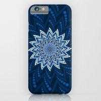 iPhone & iPod Case featuring Blue by IIIIHiveIIII