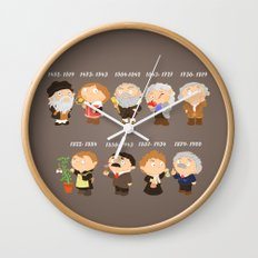 science for nerds  Wall Clock