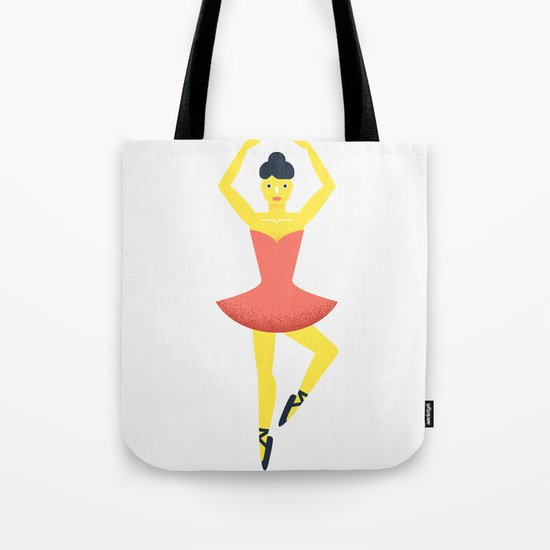 Ballet dancer, beloved The Nutcracker Tote Bag