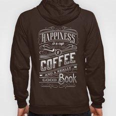 Coffee - Typography Hoody