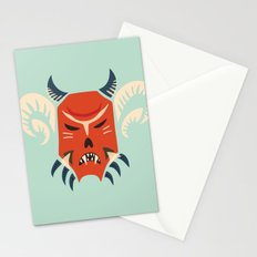 Kuker Evil Monster Mask Stationery Cards