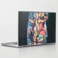jesus Laptop & iPad Skins featuring Jesus by Ibbanez