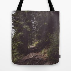 Back on the trail Tote Bag