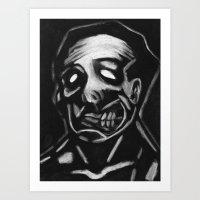 Brute Art Print