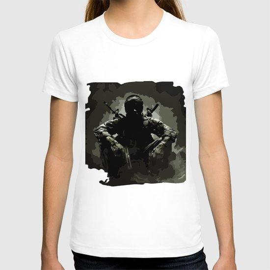 Call of Duty Camo T-shirt