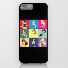Original Princesses w/ Rapunzel Slim Case iPhone 6s
