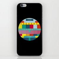 NØ SIGNAℓ iPhone & iPod Skin