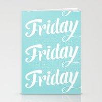 Friday Stationery Cards