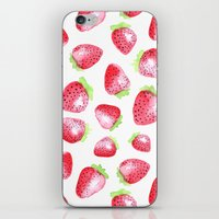 Summer Berries iPhone & iPod Skin