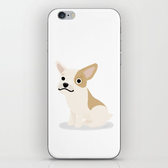 Frenchie - Cute Dog Series iPhone & iPod Skin