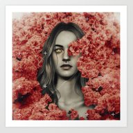 Art Print featuring Unstoppable by Andre De Freitas