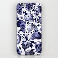 SKULLUKS iPhone & iPod Skin