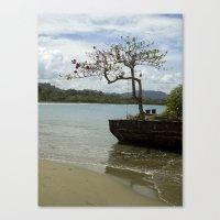 Puerto Viejo Canvas Print
