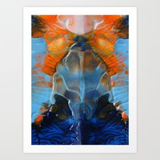 Eternal Dichotomy Art Print