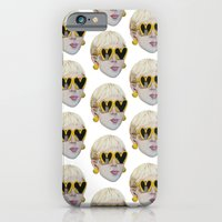 iPhone & iPod Case featuring Moschino by Cannibal Malabar