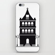Casitas (04) iPhone & iPod Skin
