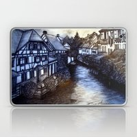 Irish Village Laptop & iPad Skin