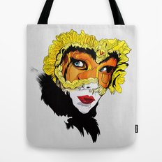 The Feast of Earl Tote Bag