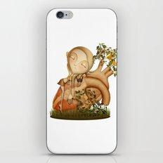 Lullaby iPhone & iPod Skin