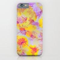 Flowering #10 iPhone 6 Slim Case