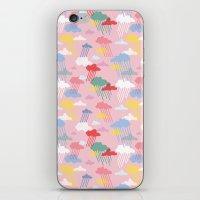 Cloud Pattern iPhone & iPod Skin