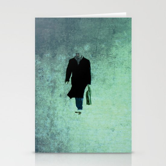 People Stationery Card
