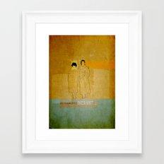 Withnail&I 2 Framed Art Print