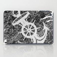 Eye of the storm iPad Case