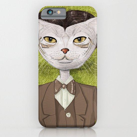 Mr. Jones iPhone & iPod Case