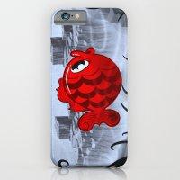 RED & BLUE iPhone 6 Slim Case