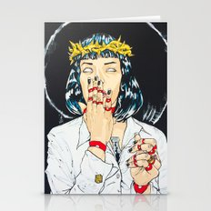 Mother Mia (Mia Wallace) Stationery Cards