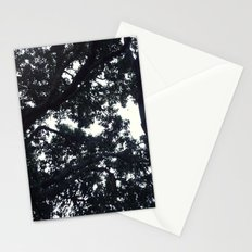 Under the trees Stationery Cards