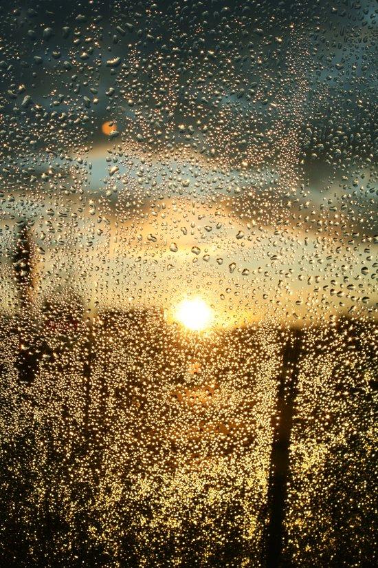 Sunset Dews Art Print