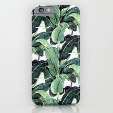 Tropical Banana Leaf iPhone 6 Slim Case