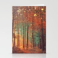Forest1 Stationery Cards