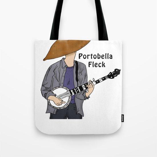 PortoBella Fleck  Tote Bag